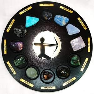 Камни для мужчины Стрельца