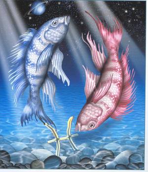 Характер знака Рыбы