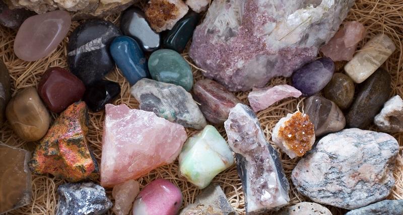 Энергия камней и природных минералов. Как найти свой камень?